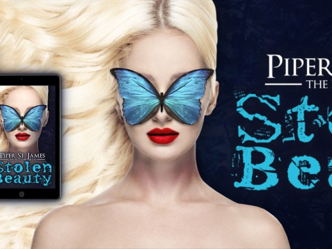 Stolen Beauty by Piper St. James : The B&D Chronicles #bdsm #series #love #romance