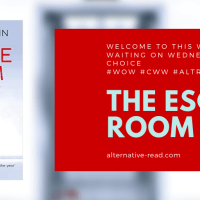 Welcome to 'The Escape Room'~ Waiting on Wednesday / Can't Wait Wednesday! #AuthorSpotlight @megangoldin #WOW #CWW #AltRead  #TheEscapeRoom #NetGalley @TrapezeBooks