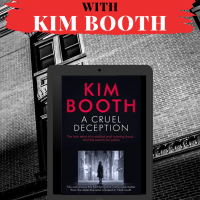A Cruel Deception #Blogtour with #author  Kim Booth @K_B_author @botbspublicity #guestpost #ACruelDeception