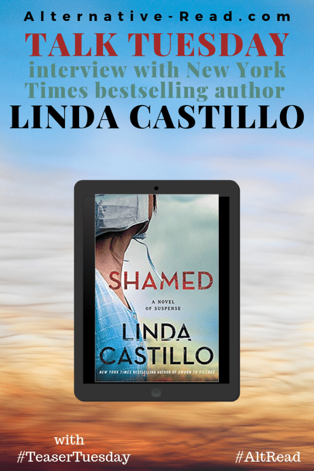 Talk Tuesday Interview with author Linda Castillo