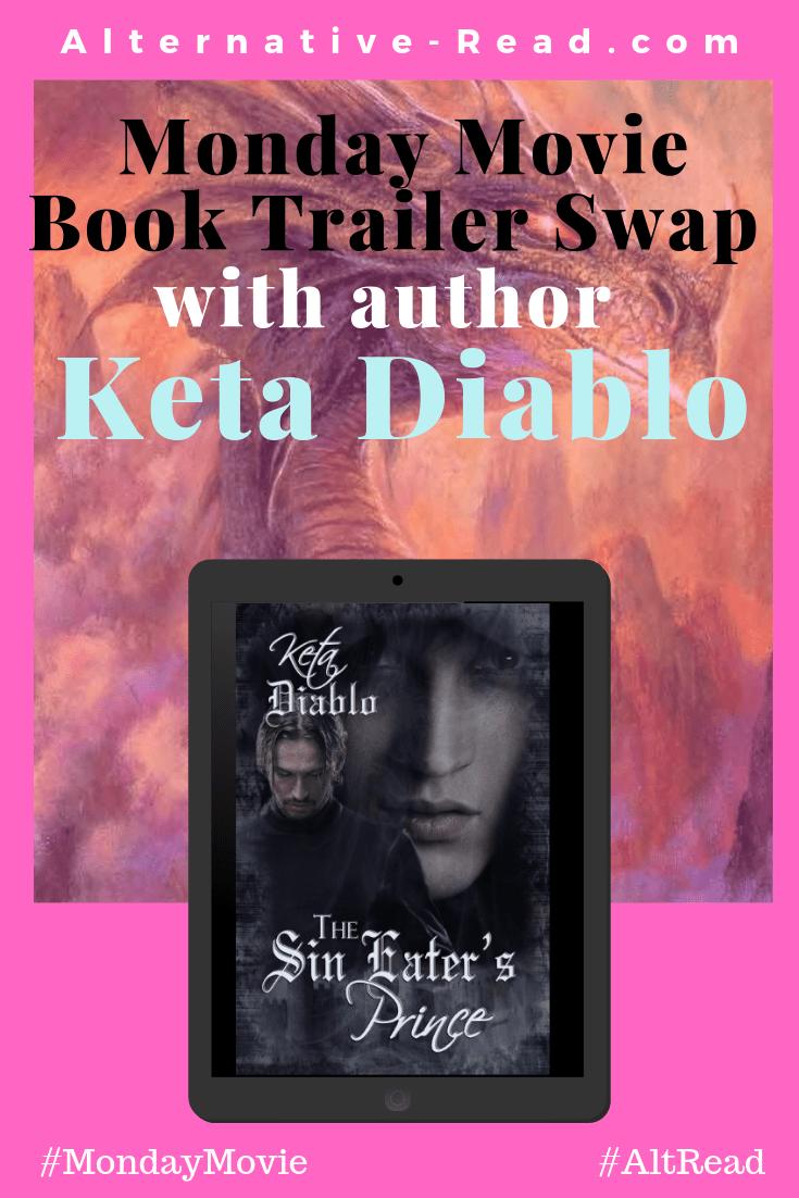 Monday Movie Book Trailer Swap with author Keta Diablo