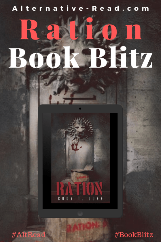 Ration Book Blitz with Cody T. Luff