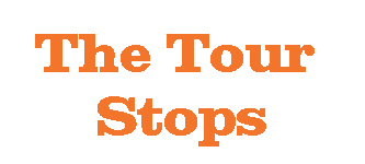 The Tour Stops - Orange