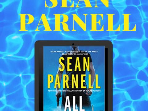 Eric Steele, a very likeable hero. #SaturdaySpotlight #Interview with bestselling #author Sean Parnell @SeanParnellUSA #SaturdayShare @WmMorrowBooks @HarperCollins