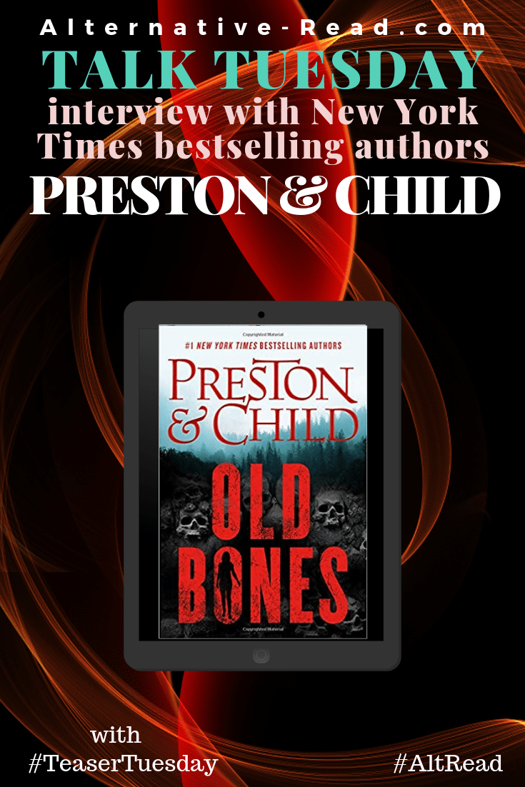 Old Bones by Preston and Child