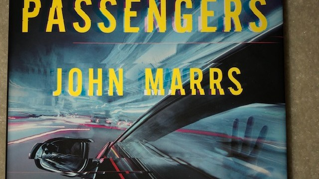 The Passengers by John Marrs #johnmarrs #thepassengers #thriller #novel #author #spotlight #saturdayspotlight #saturday
