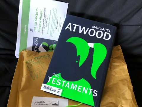 The Testaments by Margaret Atwood - Teaser - Chapter One - Friday56 #TheTestaments #MargaretAtwood #Teaser #Friday56 #Friday #bookblogger #reading #author #books