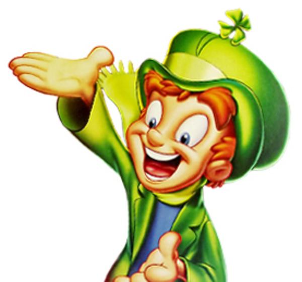 Oggie The Leprechaun