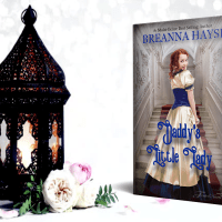 Daddy's Little Lady (Adventures of Little Lady Jane, Book 1) by Breanna Hayse - #HistoricalRomance