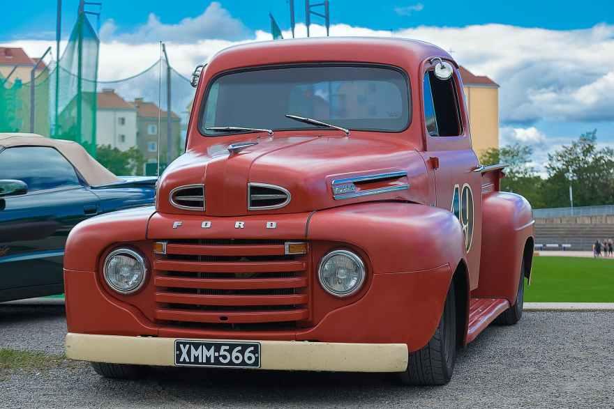 automotive car classic ford