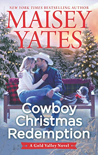 Cowboy Christmas Redemption (A Gold Valley Novel) by Maisey Yates