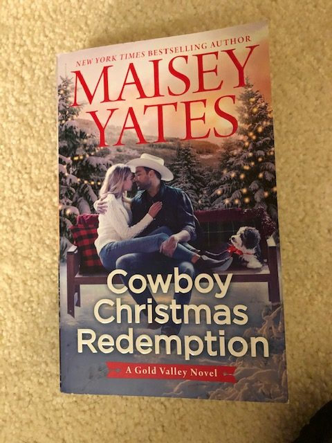 A Cowboy Christmas Redemption by Maisey Yates