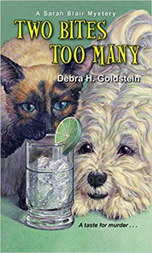 Two Bites Too Many by Debra H. Goldstein