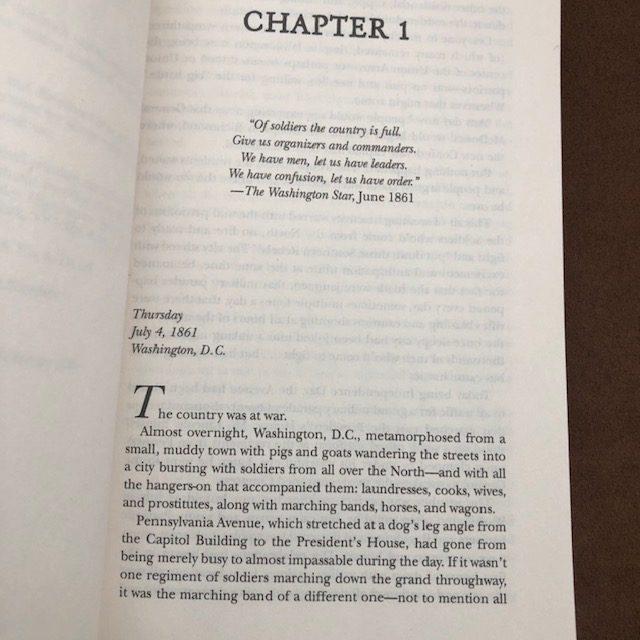 Murder at the Captiol by C.M.Gleason - TEASER