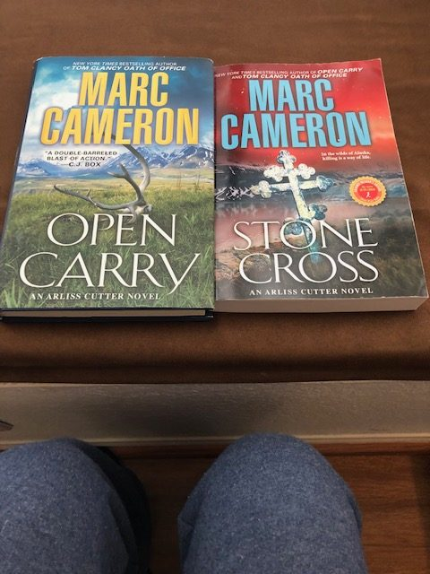 Marc Cameron - Open Carry and Stone Cross Covers