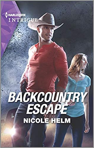 Backcountry Escape (A Badlands Cops Novel) Mass Market Paperback – April 21, 2020 by Nicole Helm (Author)