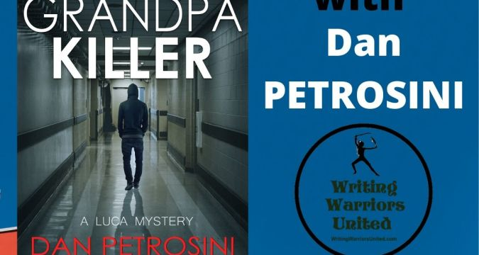 Book tour with Dan Petrosini on #AltRead