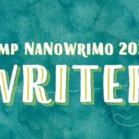 Ever thought about writing a book? #CampNanoWriMo #Nanowrimo