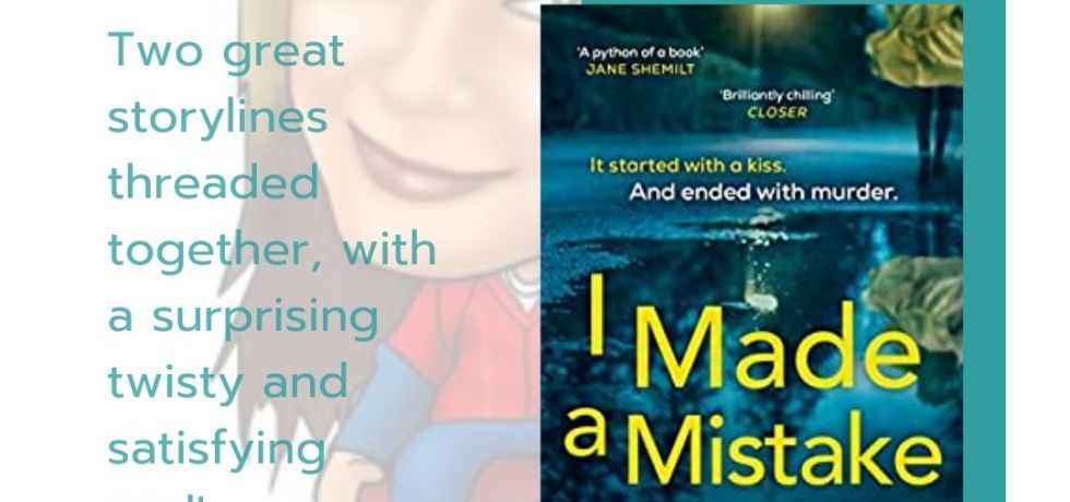 I Made A Mistake - by Jane Corry
