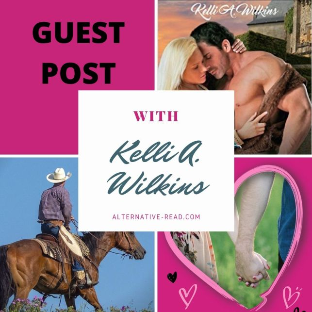 Guest post with author Kelli A. Wilkins