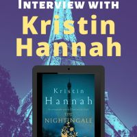 #TalkTuesday #Interview with author Kristin Hannah about her book to films and Netflix Series! #TeaserTuesday #TuesdayBookBlog #TuesdayThoughts