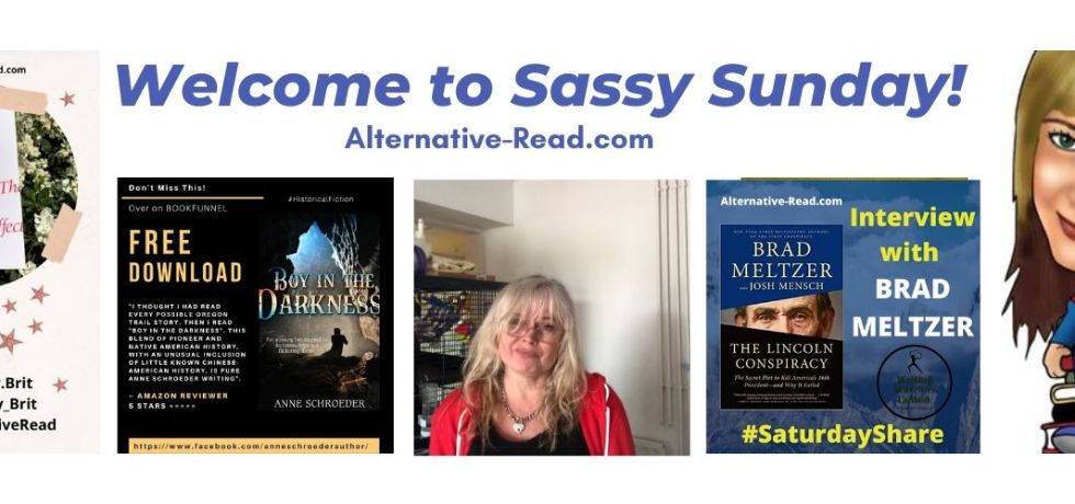 Welcome to Sassy Sunday 3rd May Weekly Roundup