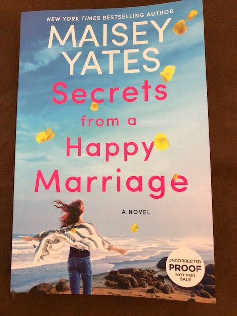 Secrets from a Happy Marriage by Maisey Yates #novel #MaiseyYates #bestsellingauthor