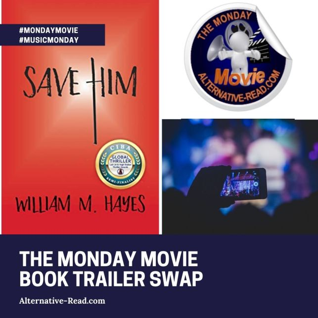 Monday Movie Book Trailer Swap and Music Monday