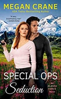 Special Ops Seduction by Megan Crane #alaska #specialops #SEAL