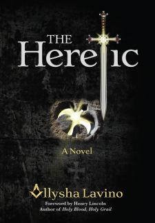 7. The Heretic - A Novel (The Heretic Trilogy) by Allysha Lavino