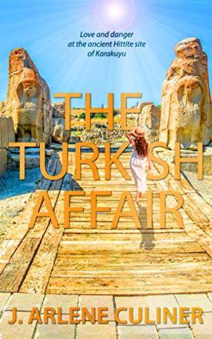 7. The Turkish Affair by J. Arlene Culiner