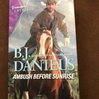 Ambush Before Sunrise by B.J. Daniels @bjdanielsauthor #TeaserTuesday #TuesdayBookBlog #TuesdayThoughts #BookBeginnings