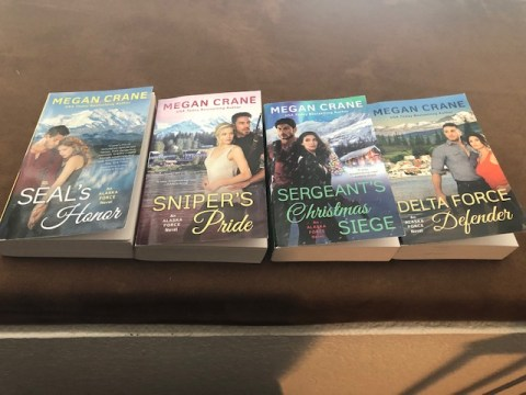 "#SundaySpotlight #Interview with bestselling author of The ""Alaskan Force Series"", Megan Crane @megancrane #SundayShare"