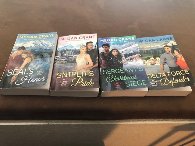 "#SundaySpotlight #Interview with bestselling author of The ""Alaskan Force Series"", Megan Crane @megancrane #SundayShare"