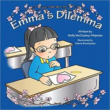 10. Emma's Dilemma by Molly McCluskey-Shipman
