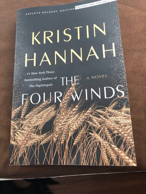 Kristan Hannah - The Four Winds Book Cover