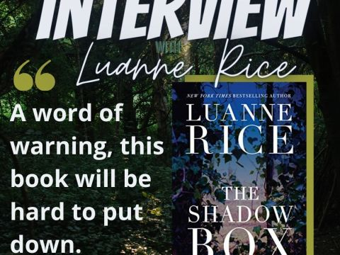 Luanne Rice Interview - Instagram Post