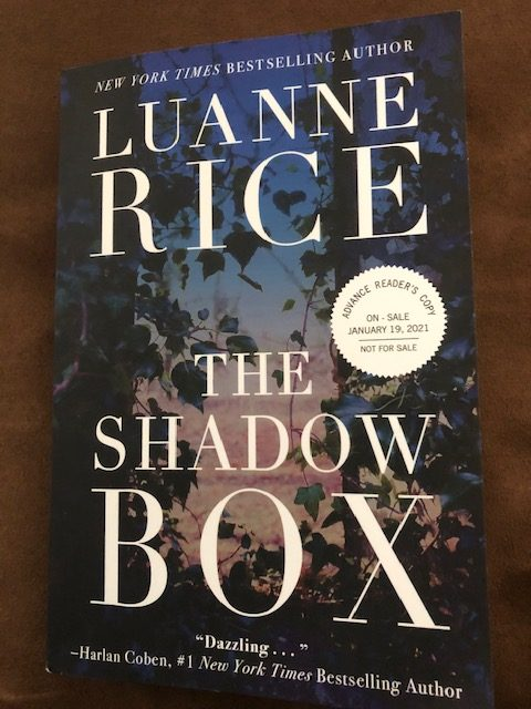 The Shadow Box by Luanne Rice on Alternative-Read.com #AltRead #LuanneRice #WWU #TheShadowBox