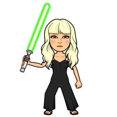 Sassy Skywalker - Star Wars Day Fun! #AltRead #MayThe4thBeWithYou #StarWarsDay
