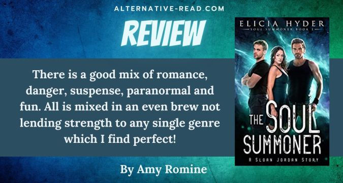 Review of The Soul Summoner by Elicia Hyder