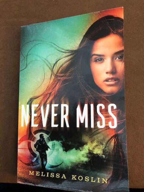 Never Miss by Melissa Koslin - #altread #review #interview #teasertuesday