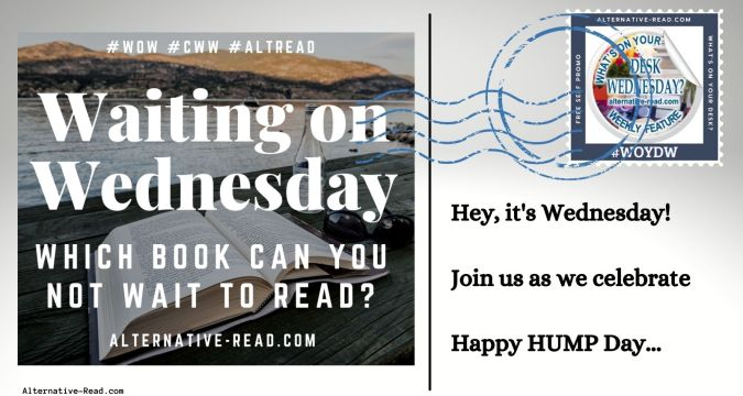 Waiting on Wednesday and What's on your desk, Wednesday? Free book promo features!