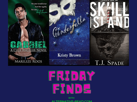 Friday Finds on Alternative-Read.com #altread #fridayfinds