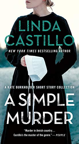 A Simple Murder by Linda Castillo #altread #author #interview #review