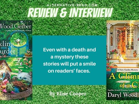 A Sprinkling of Murder and A Glimmer of A Clue by Daryl Wood Gerber