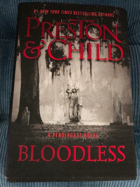 Preston and Child - Bloodless Saturday Share - Review and Interview #altread #authorinterview #bookreview