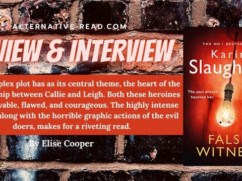 Karin Slaughter - False Witness - Teaser Tuesday.jpg Review and interview Twitter