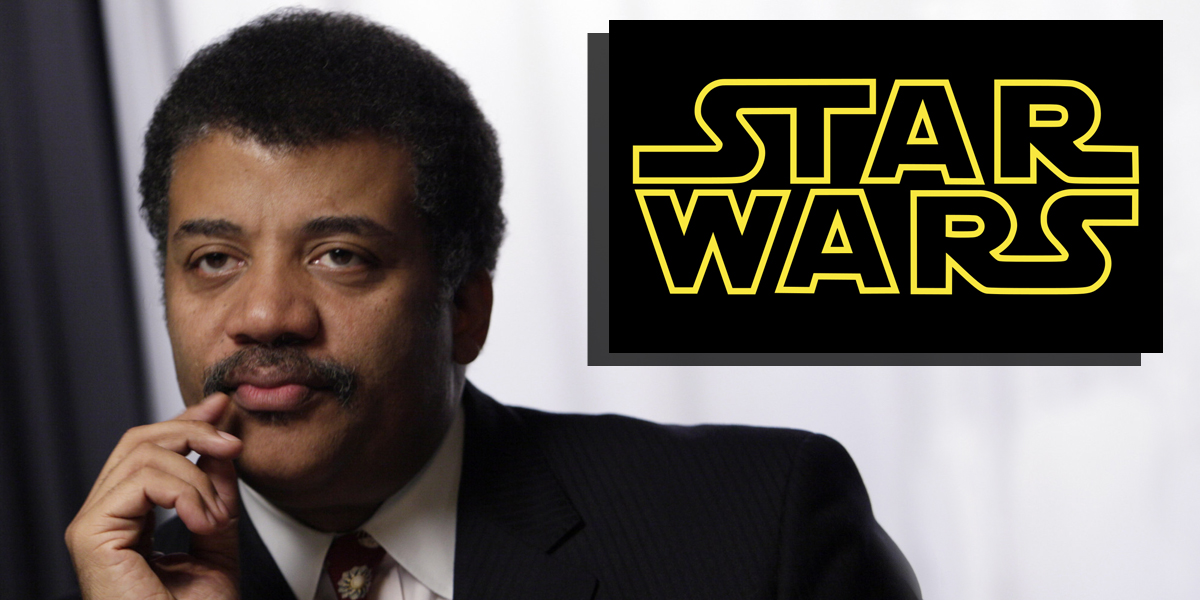 """Neil deGrasse Tyson Hired As Script Consultant For """"Star Wars: Episode IX"""""""