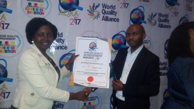 Emmanuel Nwafor Alternative Adverts Ltd CEO