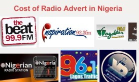 Cost of Advertising on Radio Stations in Nigeria